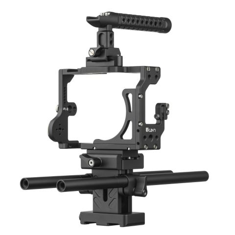 Ikan STR-A7II STRATUS Complete Cage for Sony a7 II Series Cameras by Ikan
