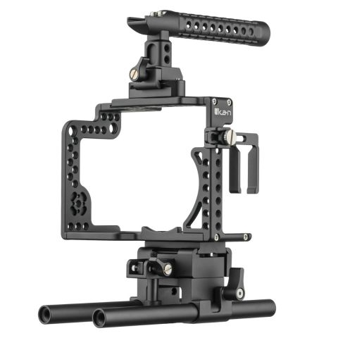Ikan STR-GH5 STRATUS Complete Cage for Panasonic GH4 and GH5 by Ikan
