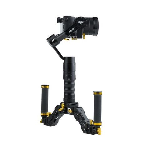 Ikan DS2-A-FHS-KIT DS2-A Beholder Gimbal and Flex Handle Stabilizer Kit by Ikan