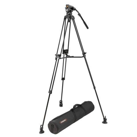 E-Image EG05A2 E-Image EG05A2 Tripod Kit - GH05 With GA752 and Mid Spreader by E-Image