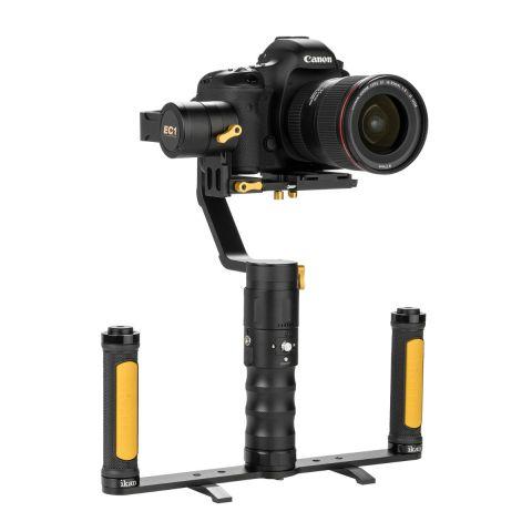 Ikan EC1-DGH-KIT EC1 Dual Grip Handle Gimbal Kit for SLUR and Mirrored Cameras by Ikan