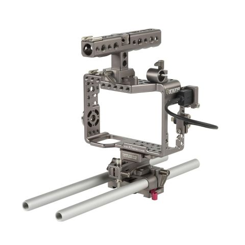 Tilta ES-T17 Alpha Series Handheld Camera Cage Rig for the a7R, a7RII, a7S, and a7SII by Tilta