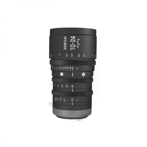 DZOFILM Linglung 10-24mm T2.9 Cinema Lens by DZOFilm
