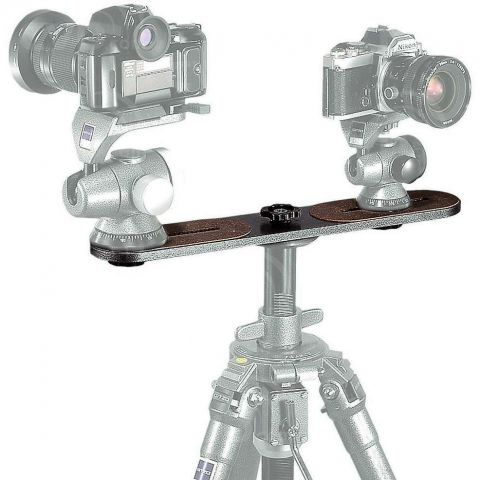 Gitzo G1539 Heavy Duty Double Camera Platform by Gitzo