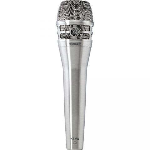 Shure KSM8/N Dualdyne Dynamic Handheld Vocal Microphone (Nickel) by Shure
