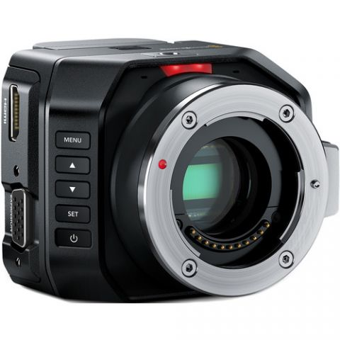 Blackmagic Design CINSTUDMFT/UHD/MR Micro Studio Camera 4K by Blackmagic Design