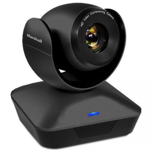 Marshall Electronics AV-CV610-U2 HD PTZ Camera with USB2.0, Black by Marshall Electronics