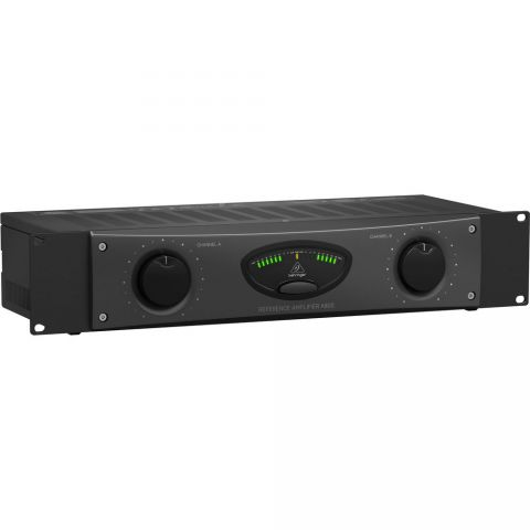 Behringer A800 Professional 800W Reference-Class Power Amplifier by Behringer