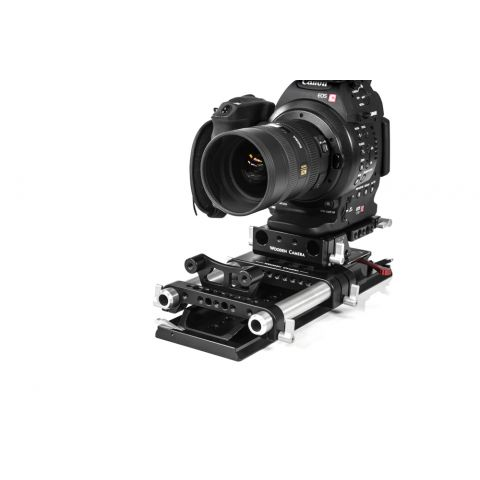 Wooden Camera - LW 15mm Adapter (19mm) [by Wooden Camera]