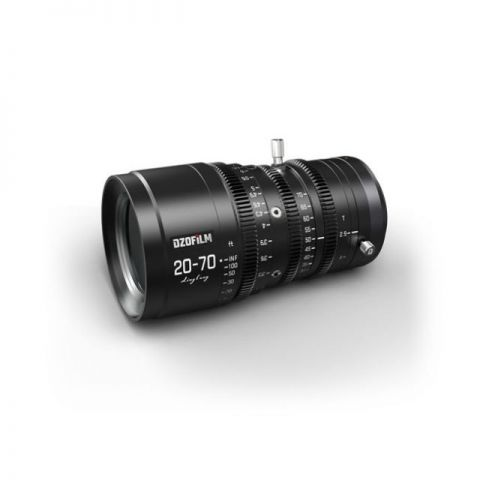 DZOFILM Linglung 20-70mm T2.9 Cinema Lens by DZOFilm