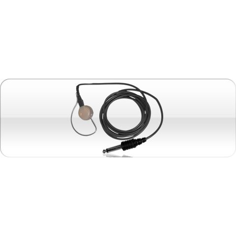 Telex 2234 Complete Earset for RTS Digital Matrix, Includes RTW-04 Telethin Receiver, CMT-2 Connector Cable, AEF-2 Earloop, ET-1 Eartip, ET-2 Eartube by Telex