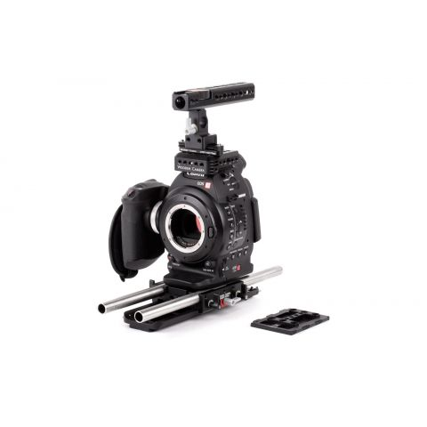 Wooden Camera - Canon C100, C100mkII Unified Accessory Kit (Advanced) [by Wooden Camera]