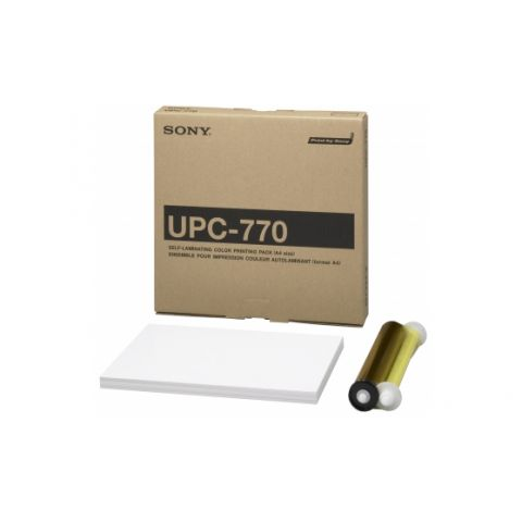 Sony UPC-770 A4 Size Print Media For UP-D75MD / D77MD by Sony