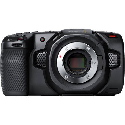 Blackmagic Design Pocket Cinema Camera 4K by Blackmagic Design