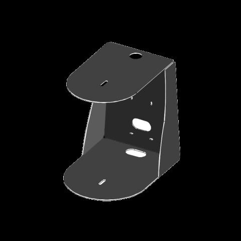 VADDIO 535-2000-044 ROBOTRAK DOUBLE DECKER WALL MOUNT by Vaddio