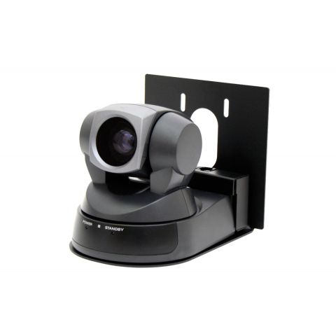 VADDIO 535-2000-204B THIN PROFILE WALL MOUNT EVI-D100 BLACK by Vaddio