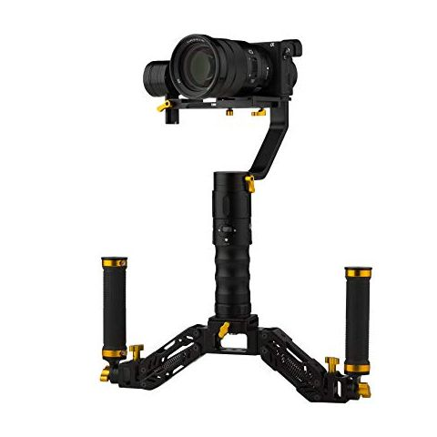 Ikan DS2-FHS-KIT DS2 Beholder Gimbal and Flex Handle Stabilizer Kit by Ikan