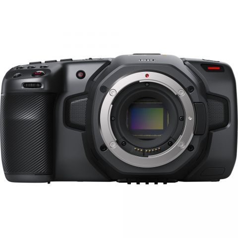 Blackmagic Design Pocket Cinema Camera 6K (Canon EF) by Blackmagic Design