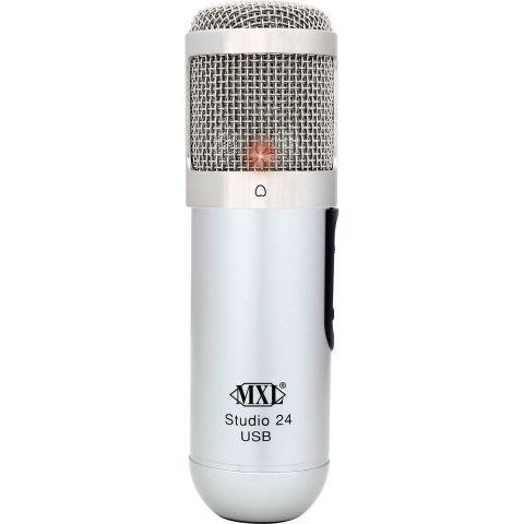 MXL STUDIO 24 USB 24 bit USB microphone by Marshall Electronics