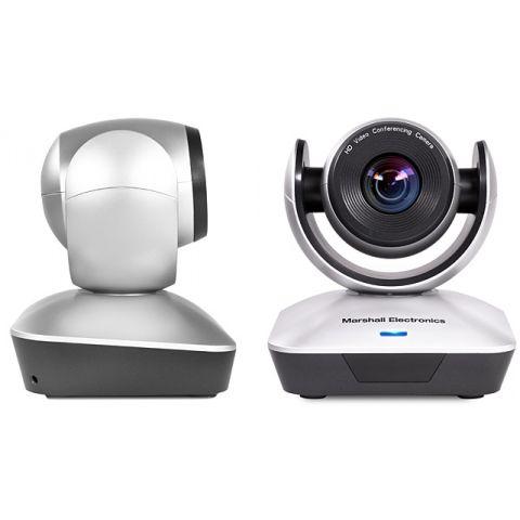 Marshall Electronics AV-CV610-U2 HD PTZ Camera with USB2.0, Silver/Black by Marshall Electronics