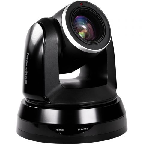 Marshall Electronics CV612HT-4K 4K PTZ Camera with HDBaseT & HDMI by Marshall Electronics