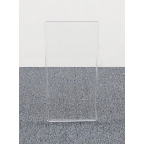"ClearSonic A1224x1 12"" wide x  24"" high, 1-section Add-On Acrylic Panel w/Hinge by ClearSonic"