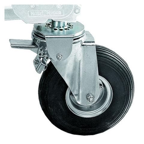 Avenger Hardwheel Set for the Strato Safe Series of Light Stands. by Avenger