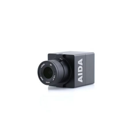 AIDA Imaging HD-100 Full HD HDMI Camera with TRS Stereo Audio Input by AIDA Imaging