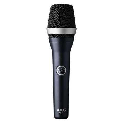 AKG Acoustics D5 Professional Dynamic Vocal Cardioid Microphone, 20-17000Hz by AKG
