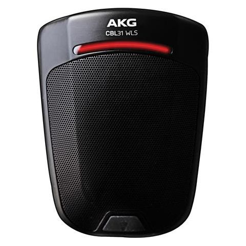 AKG Acoustics CBL31 WLS Professional Boundary Layer Microphone for Wireless Use, 20 mV/Pa Sensitivity, 600Ohms Impedance by AKG