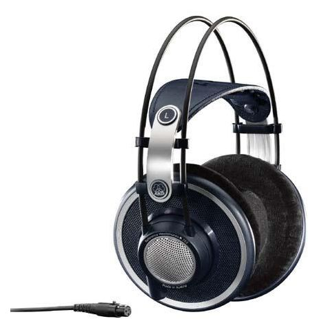 AKG Acoustics K 702 Open-Back Dynamic Headphone for Monitoring, Mastering and Mixing by AKG