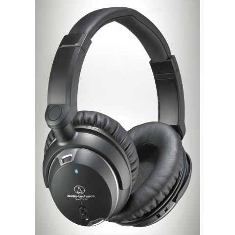 Audio-Technica ATH-ANC9 QuietPoint Active Noise-Cancelling Headphones by Audio-technica