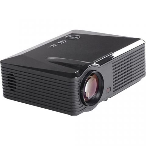 AVInAir AVPJ-HT210 Avinair 210 SVGA Home Theater Projector with Wi-Fi by AVInAir