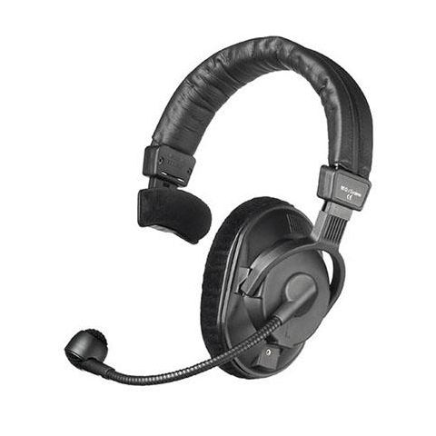 Beyerdynamic DT 280 MK II 250Ohms Dynamic Closed Single-sided Headset with Mic by Beyerdynamic