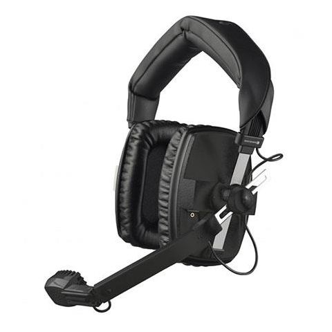 Beyerdynamic DT 109 400Ohms Dynamic Closed Headset with Hypercardioid Mic, Black by Beyerdynamic