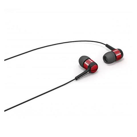 Beyerdynamic DTX 102 iE In-Ear Neodymium Headphones, Red/Black by Beyerdynamic