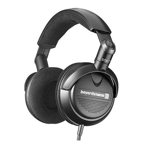 Beyerdynamic DTX 710 Around-Ear Open-Back Stereo Headphones by Beyerdynamic