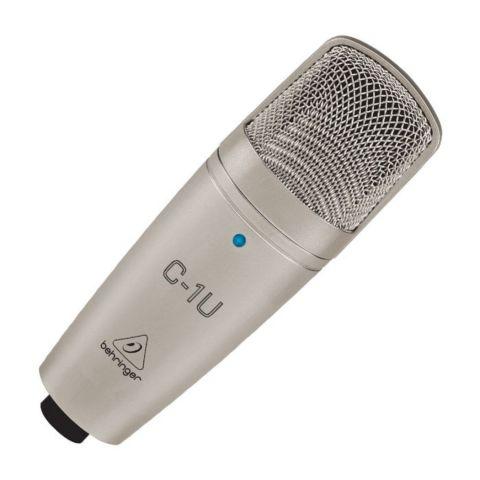 Behringer C1U USB Studio Condenser Microphone by Behringer