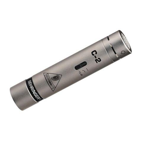Behringer C2/B 2 Matched True Condenser Microphone by Behringer