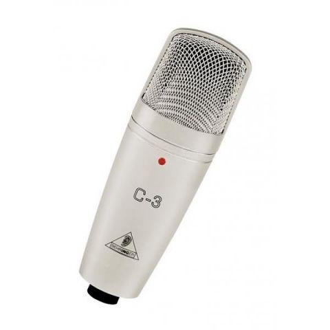 Behringer C3/B Dual-D Studio Condenser Microphone by Behringer