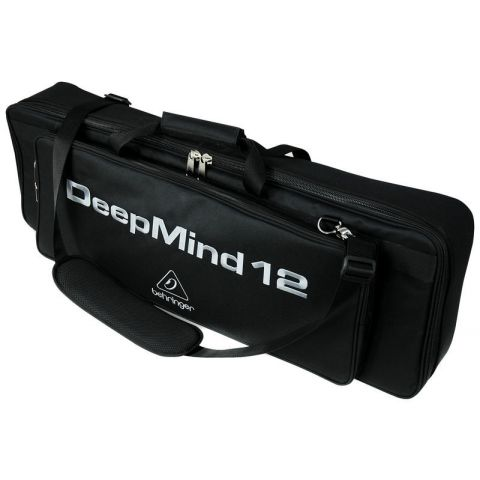 Behringer DEEPMIND12TB Deluxe Water Resistant Transport Bag for DeepMind 12 by Behringer