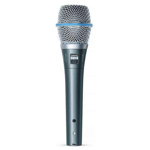 Shure BETA 87C Cardioid Condenser Handheld Vocal Microphone by Shure