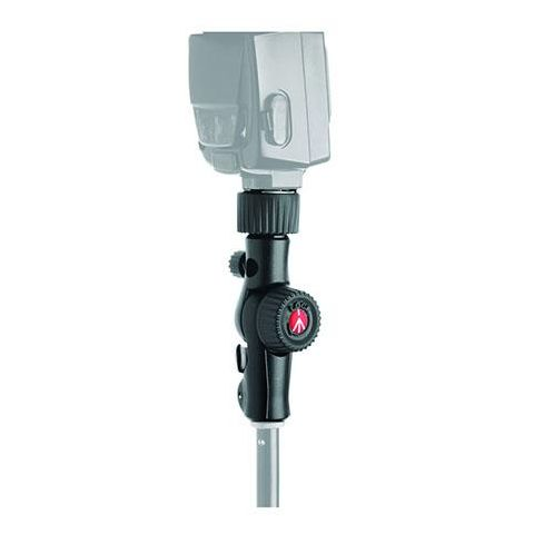 Manfrotto Snap Tilt Head with HotShoe Attachment by Manfrotto