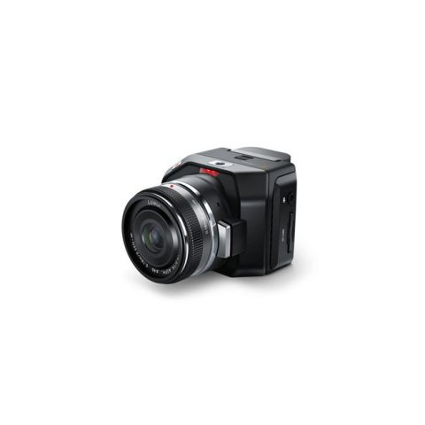 Blackmagic Design CINECAMMICHDMFT Micro Cinema Camera by Blackmagic Design
