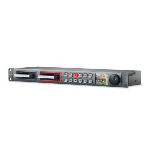 Blackmagic Design HYPERD/ST/12G HyperDeck Studio 12G by Blackmagic Design