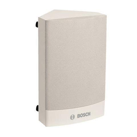 Bosch 6W Corner Cabinet Loudspeaker, 198Hz-15kHz, Single, White by Bosch