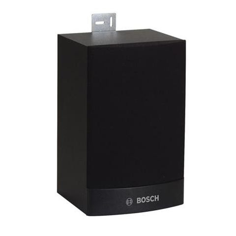 Bosch 6W Cabinet Loudspeaker with Mounting Brackets, 185Hz-17kHz, Single, Black by Bosch
