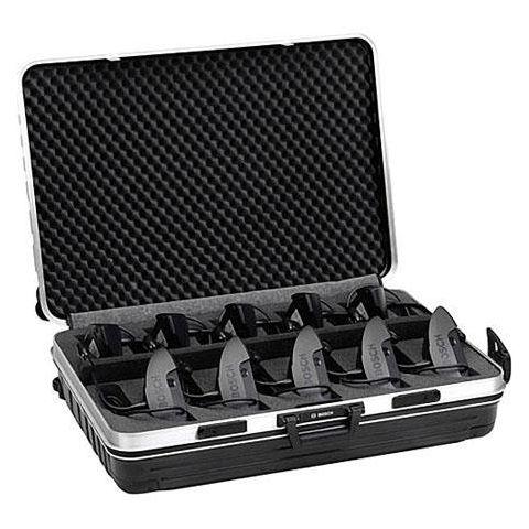 Bosch CCS-SC6 Suitcase for Control Unit & 6 CCS 900 Delegate Units by Bosch