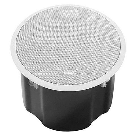 "Bosch LC2-PC60G6-10 10"" 60W Premium-Sound Subwoofer Ceiling Loudspeaker, 8 Ohm Impedance, 45Hz to 150Hz Frequency Range, Single, White by Bosch"