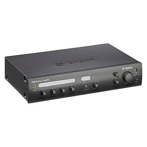 Bosch PLE-1MA030 30Watt Plena Mixer Amplifier, 50Hz-20kHz Frequency Response by Bosch